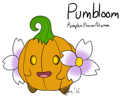 IT'S A PUMBLOOM by ApertureNoodles