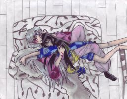 .-Room Enough for Two-. by Sesshoumaru-and-Rin