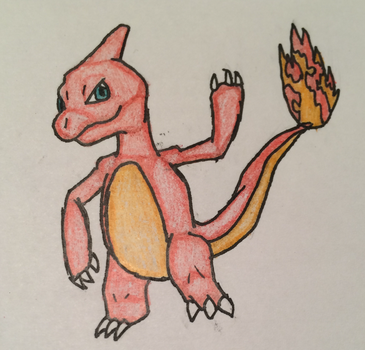 Pokedex Collection No. 005: Car Meal Leon by Dealwithitdewott