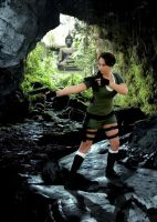 Tomb Raider Collage by Meagan-Marie