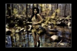 River Faery by FairieGoodMother