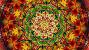 Mandala Mayhem 13 by Don64738