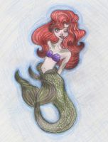 The Little Mermaid by mox-ie