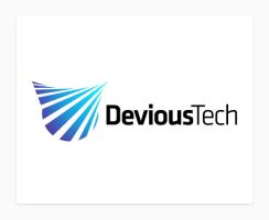 Devious Technology Logo by TheRyanFord