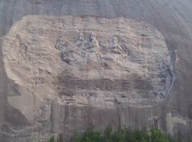 Stone Mountain Stock 2 by SisstreDaethe