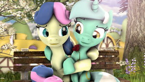 Best Friends Forever by RedAceOfSpades