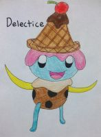 Fakemon: Delectice by Brawl483