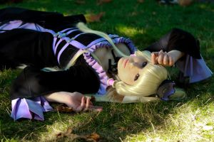 Freya - Chobits by e-l-y-n-n