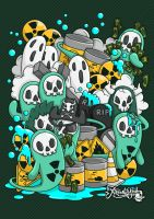 Radiation Waste by ExtremelyShane