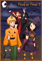 Halloween 2006 late :D by Goku-chan