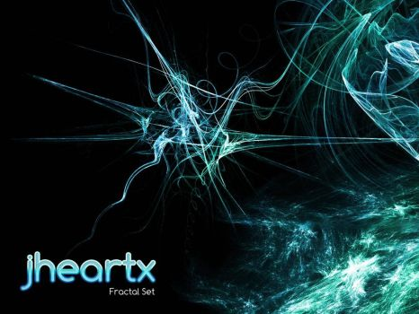 Fractal Brushes  jheartx by Jheartx