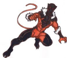 Youngblood 2099 Cougar by FrischDVH