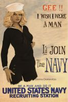 In the Navy by donnaDomenitzo