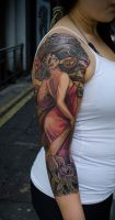 alphonse mucha by tattooneos