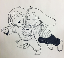 SUPER ULTRA SIBLING COMBO HUG TACKLE! by SikyuSonic