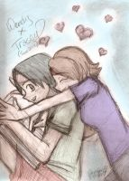 So I'm a Tracey fangirl by midori-no-ink