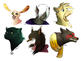 A batch of requests by kwinzilla
