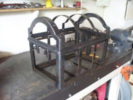 Pirate Chest Cage by Craftsman107
