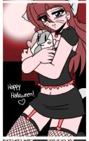 .:CB Halloween Love:. by Dawnrie