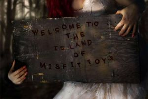 Misfit Toys by HeatherDenise