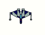 Imperial AC-220 Starfighter by Jesse220