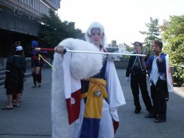Sesshomaru Cosplay by xXBloodMistXx
