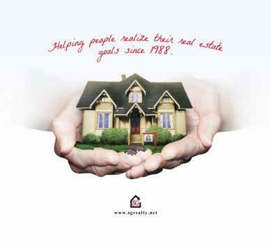 Stewart Group Realty Promo Ad by DesignPhilled