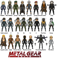Metal Gear Micro 2 by uchiha1210