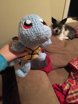 Squirtle by AmberFall92