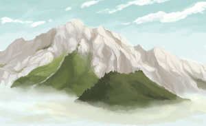 mountain practice by starsweep