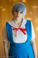 Rei Ayanami - Doll by Slowpoke-Queen