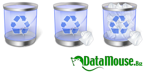Recycle Bins - Vista by datamouse