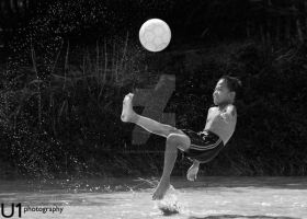 Overhead Kick by yuanyuanyuan