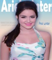 Ariel Winter by eGyHOda-DeSigner