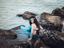 Tidal Pool by Queen-Kitty