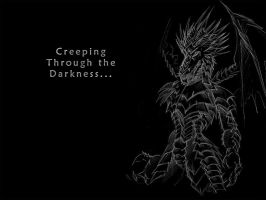 Creeping through the Darkness by ChaosBerzerker