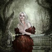 Too much Solitary by vampirekingdom