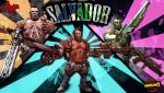 Salvador - Borderlands 2 Wallpaper by SendesCyprus