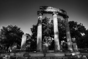 Greece - Olympia - Philippeion - 01 by GiardQatar