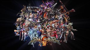 SoulCalibur IV Characters by FARetis