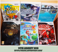 My Wii-GC Games Collection 4 by FJLink
