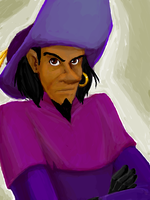 Clopin tegaki portrait by jameson9101322