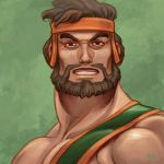 Daily Sketches Hercules by fedde