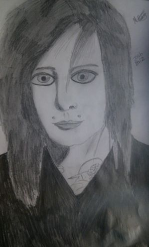 Josh Balz by timidbitch