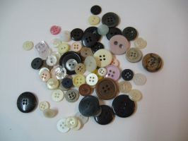 Buttons II by GeshemStock