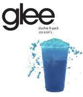 Glee Slushies Icon by lessink