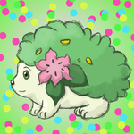 that shaymin aesthetic by LightningstripeDFTBA