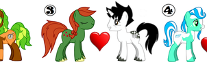 Lovely couples, aren't they? by Tuailait-Sperkul