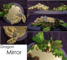 dragon mirror by ebell1
