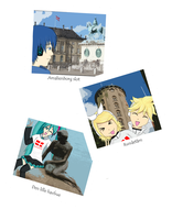 .:Vocaloid - sightseeing in Denmark:. competition by Sireynia